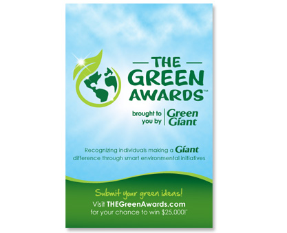 Green Giant: The Green Awards
