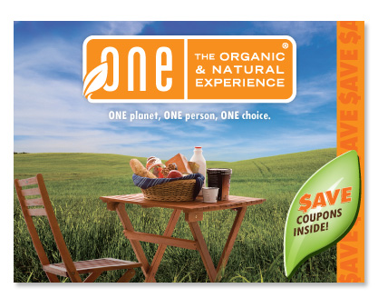 2011 ONE Coupon Book