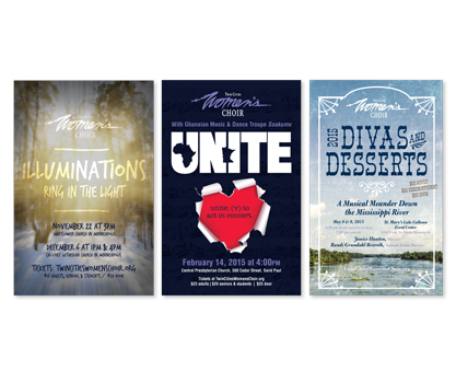 2015 Concert Posters